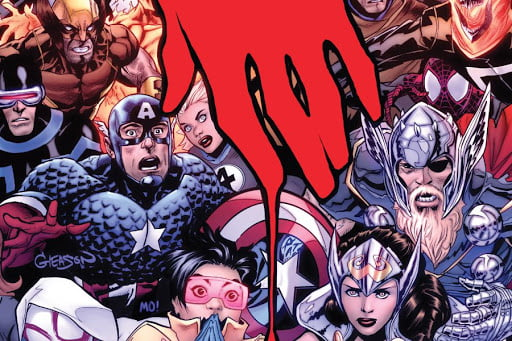 Grapas Marvel Junio 2020