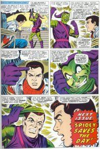 Duende Verde Norman Osborn