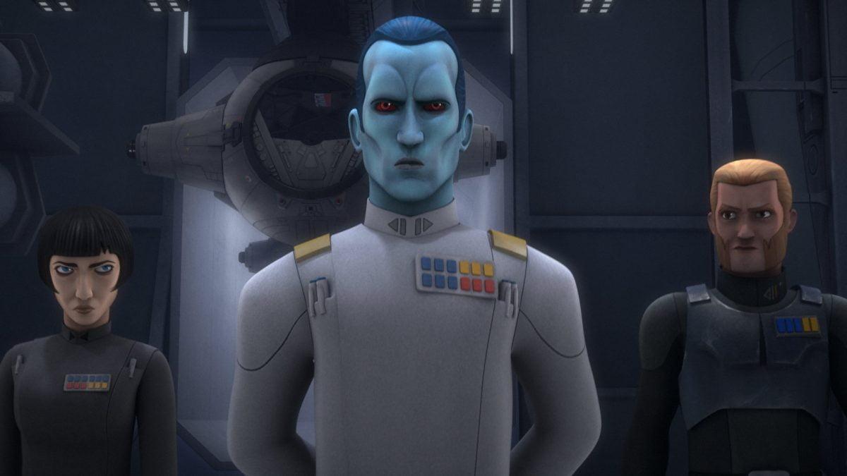 Cómo saltar el relleno de Star Wars: Rebels temporada a temporada