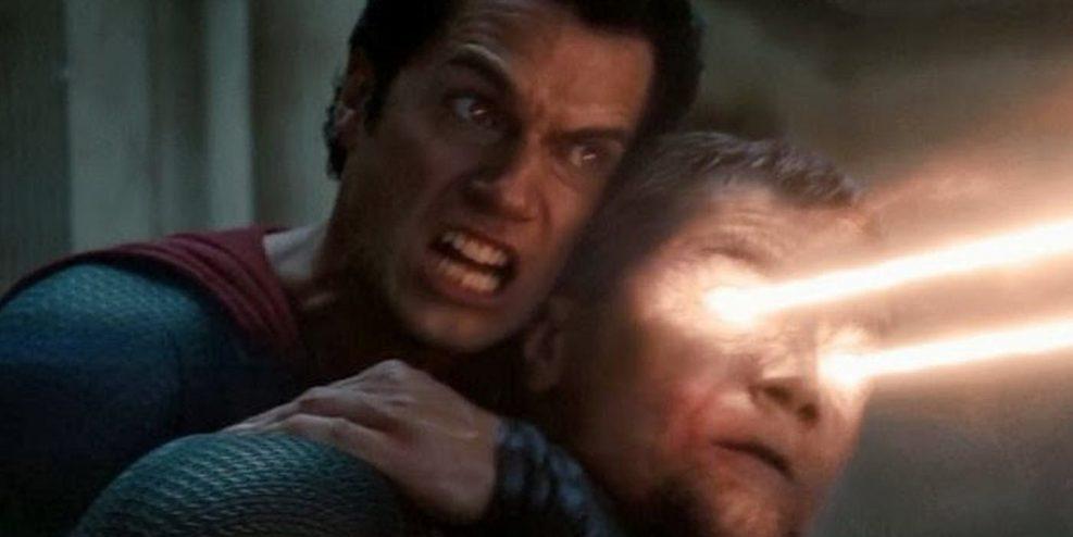 Superman no mata a Zod en una escena eliminada