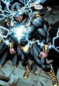 Black Adam villanos de ¡Shazam!