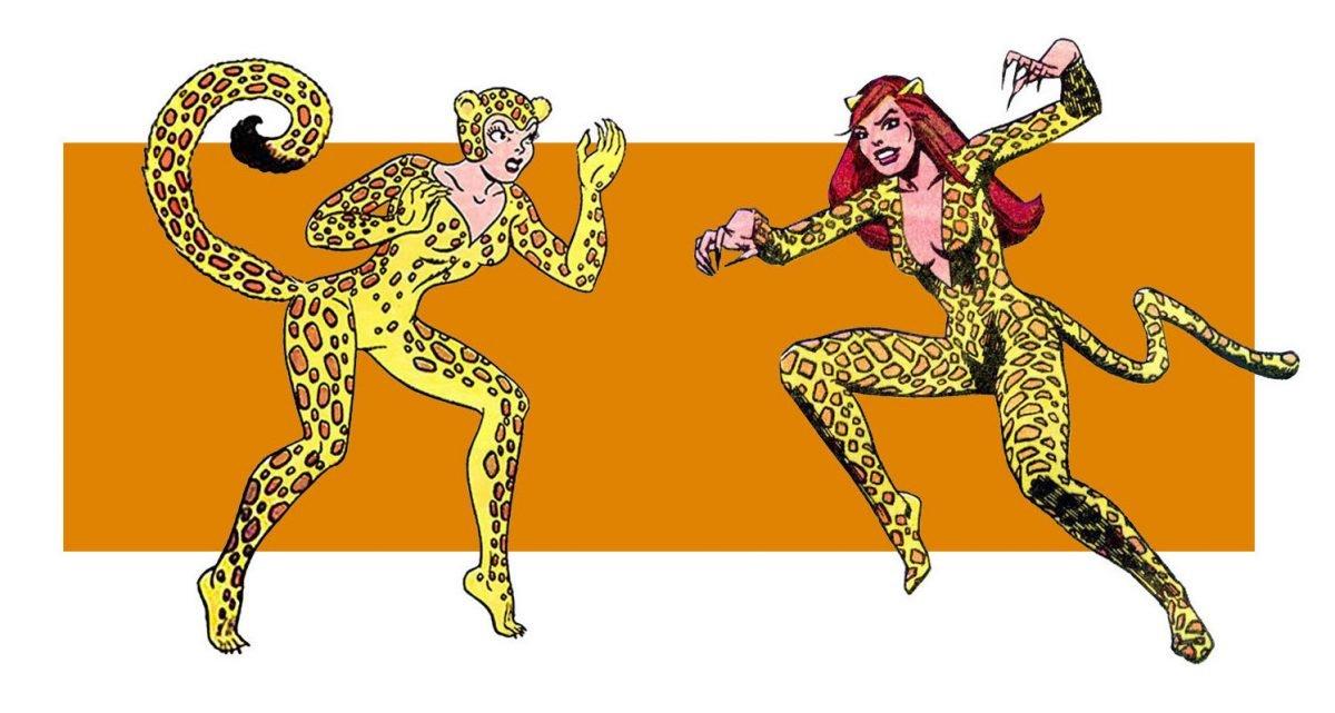 Cheetah Priscilla Deborah