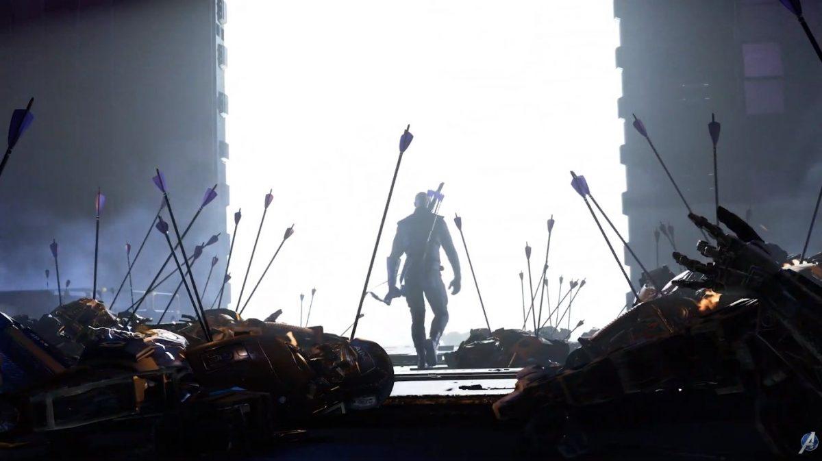 Marvel´s Avengers: Hawkeye será el primer personaje DLC