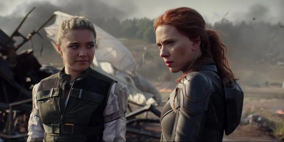Black Widow estreno