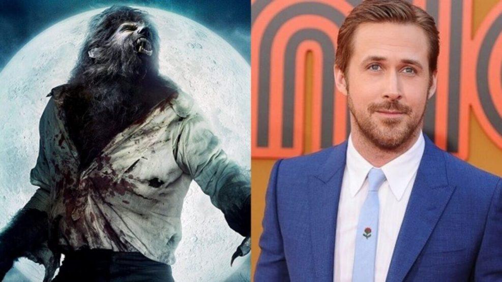 Ryan Gosling El hombre lobo
