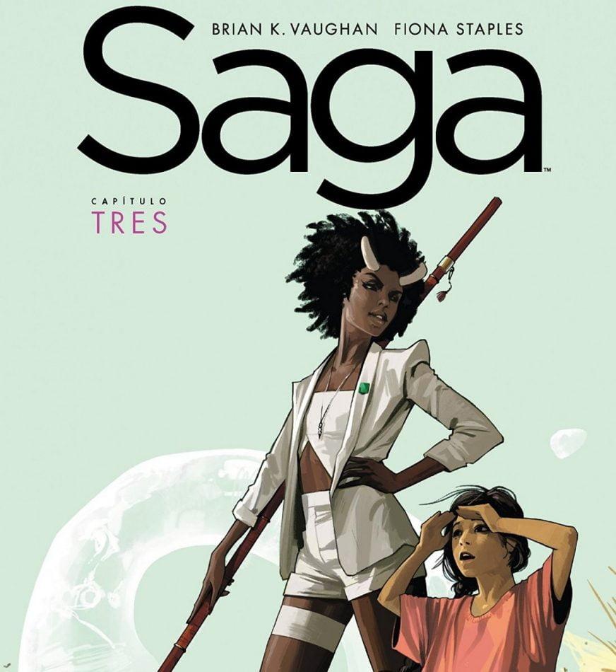 Saga RESEÑA 3