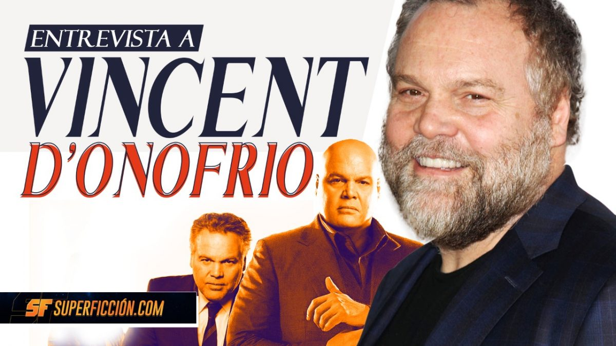Entrevista a Vincent D'Onofrio
