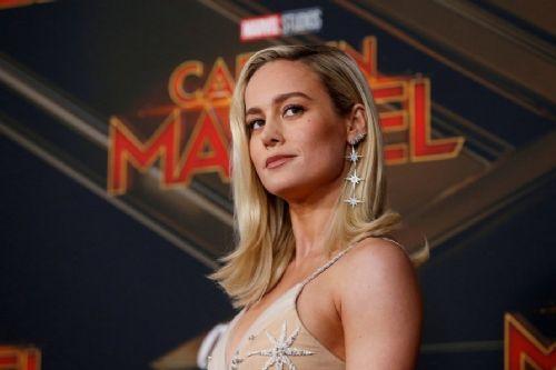 Brie Larson Marvel