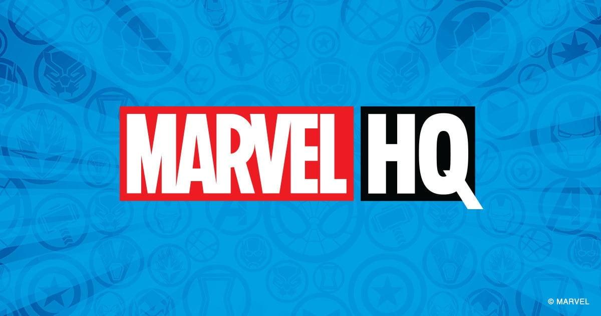 Marvel Comics Comic Con