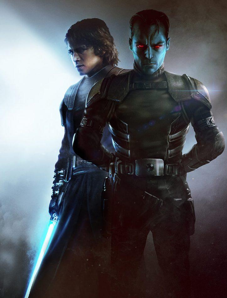 Thrawn Star Wars Anakin