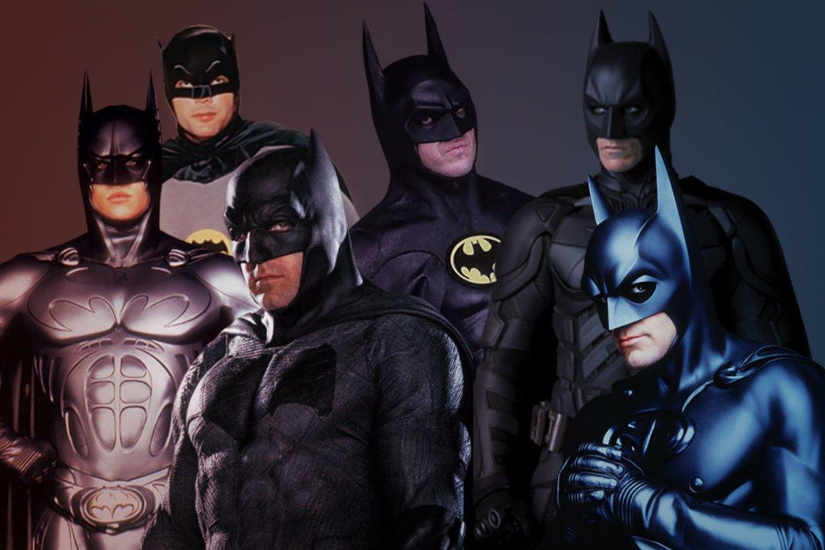 Batman: Todos sus actores en cine y doblaje