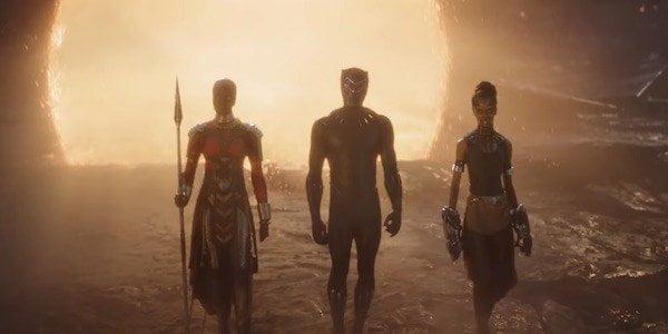 Black Panther Endgame