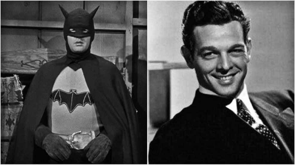 Lewis Wilson Batman