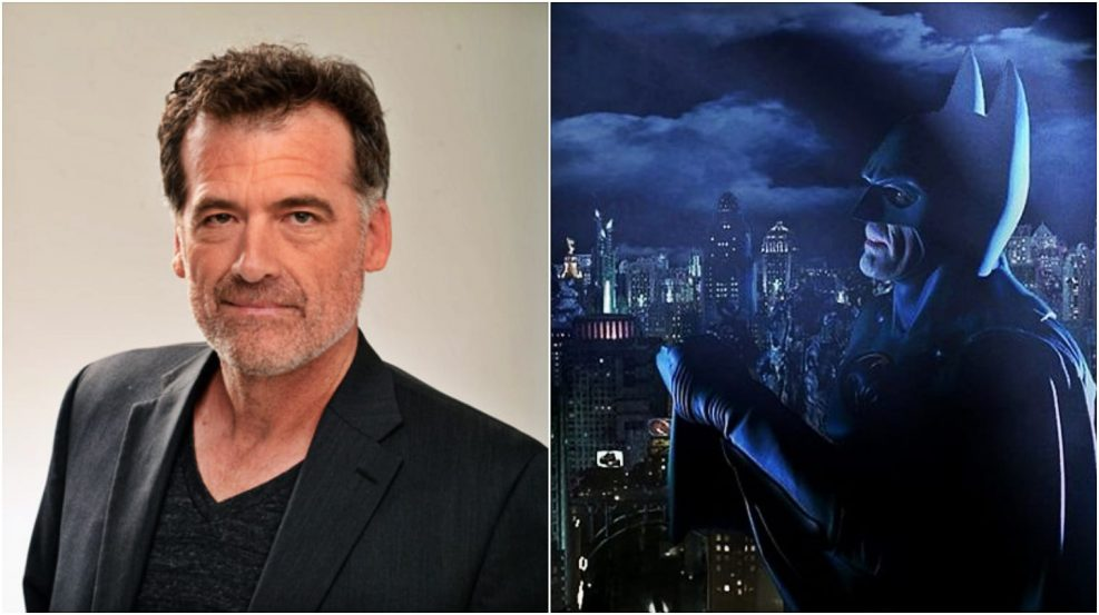 Bruce Thomas Batman
