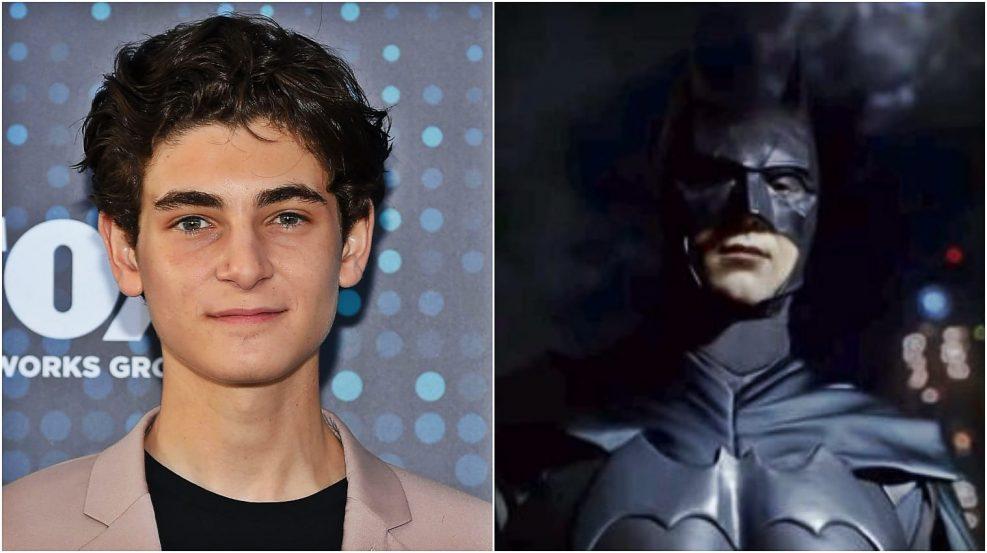 David Mazouz Batman