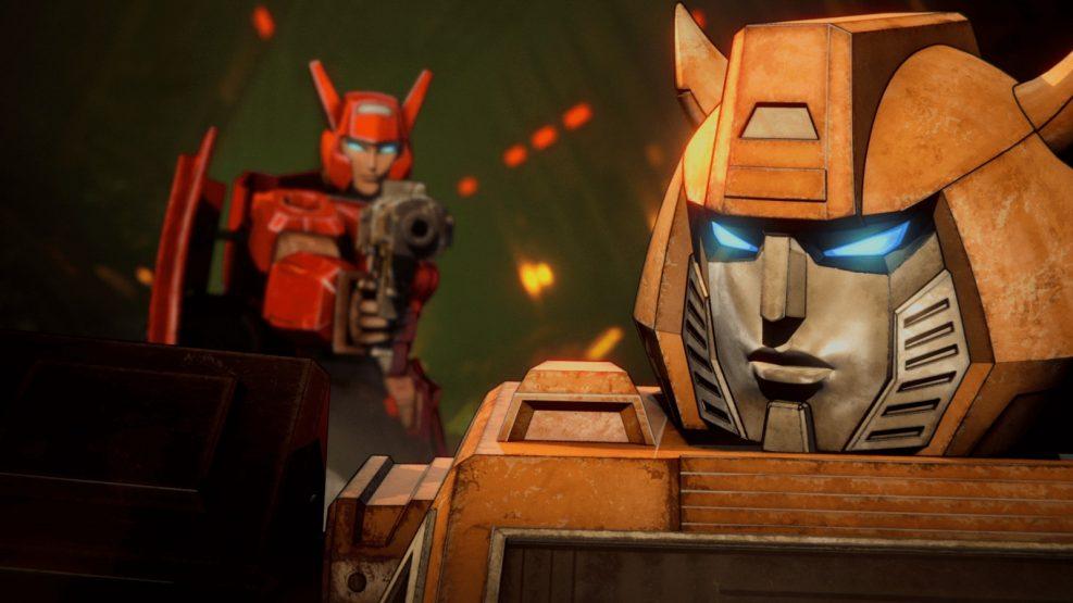 transformers war for cybertron siege Bumblebee