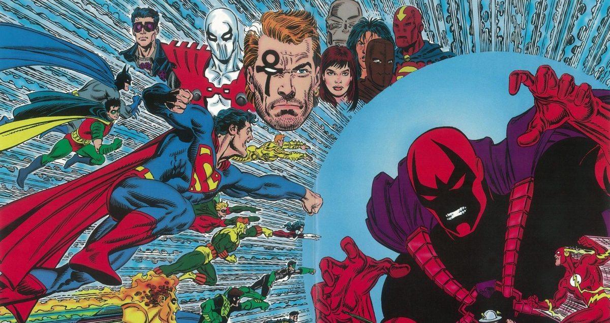 personajes importantes Multiverso DC