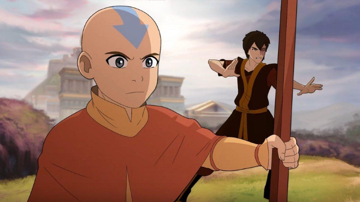 Avatar The Last Airbender serie netflix