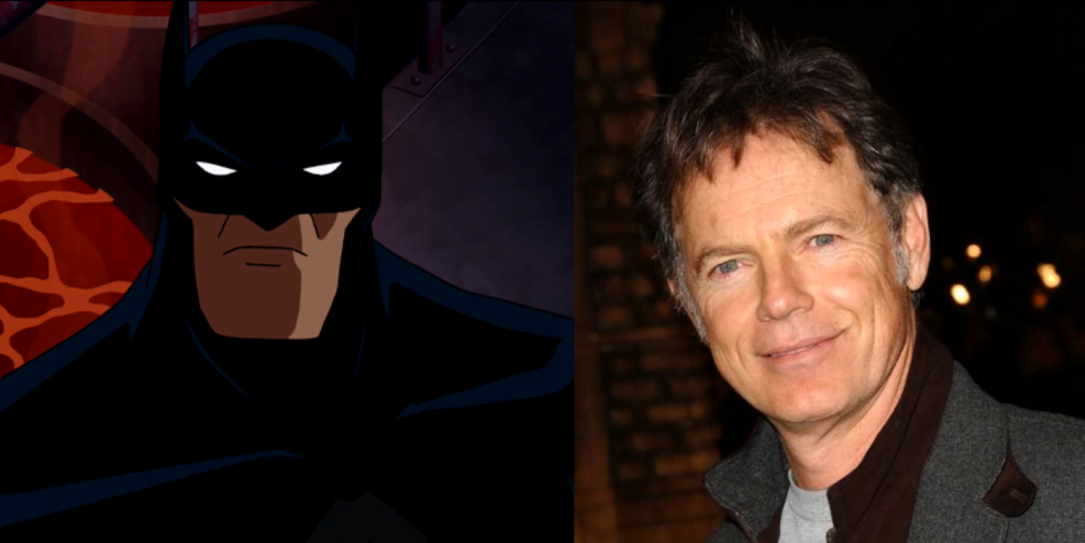 Bruce Greenwood Batman