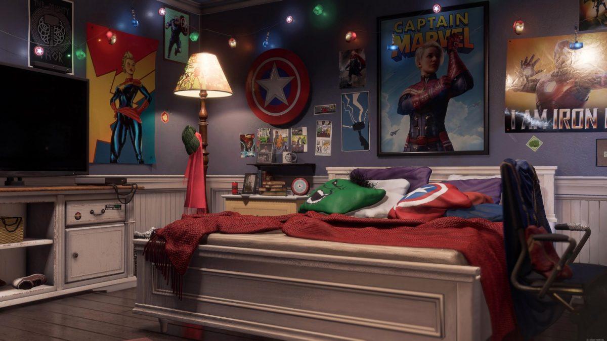 Capitana Marvel DLC Marvel Avengers