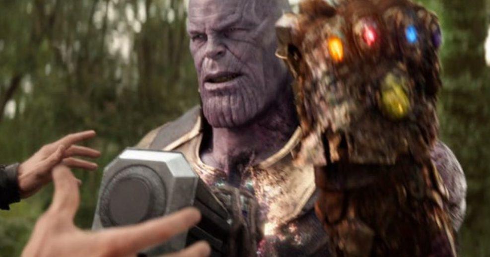 Thanos Agentes de Shield