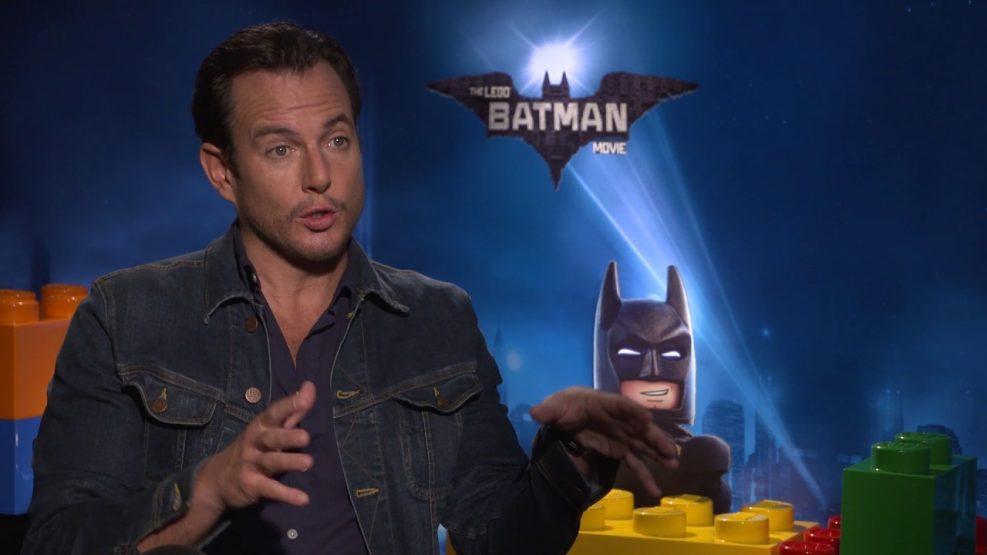 Batman lego actor