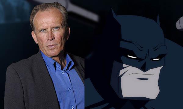 Peter Weller Batman
