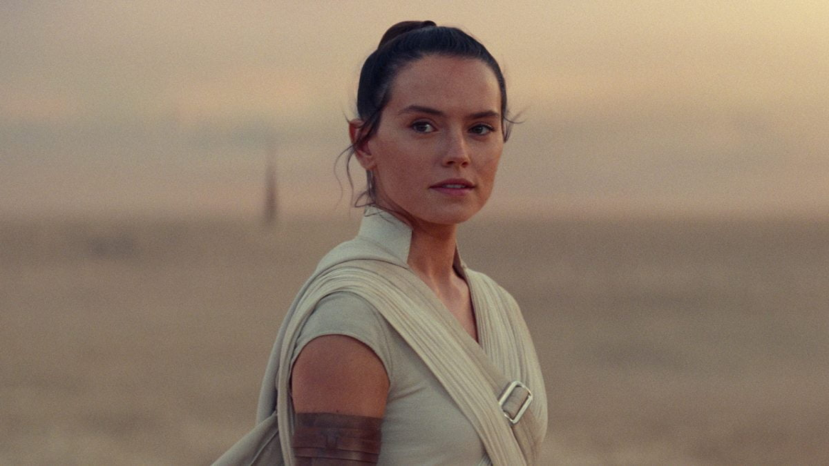 Daisy Ridley no sabe si volverá a ser Rey tras Rise of Skywalker
