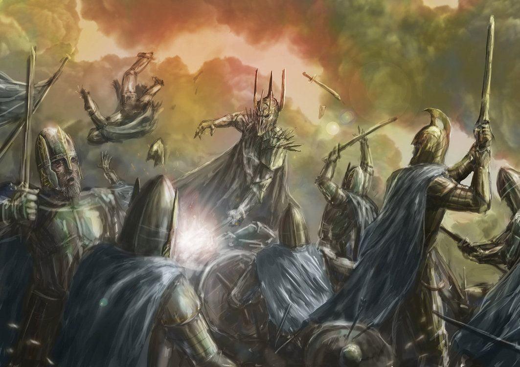 Señor de los Anillos Elrond