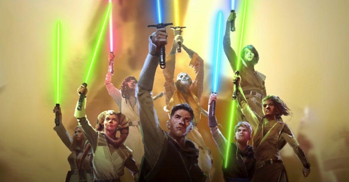 Serie animada Star Wars High republic