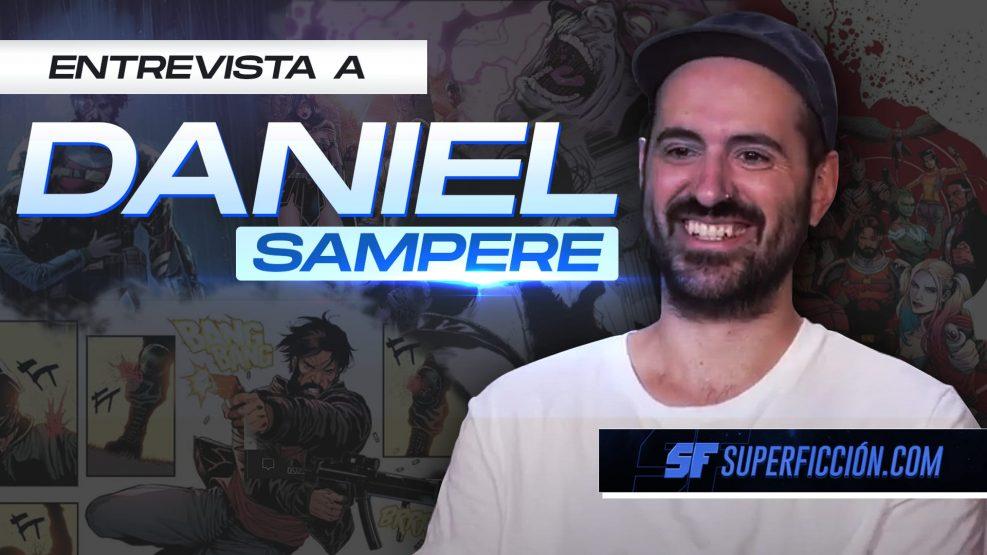 entrevista Daniel Sampere