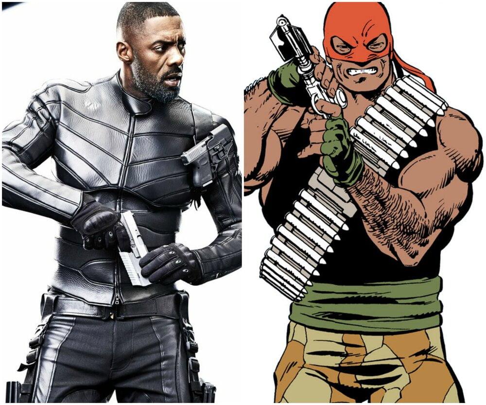 Bloodsport Idris Elba