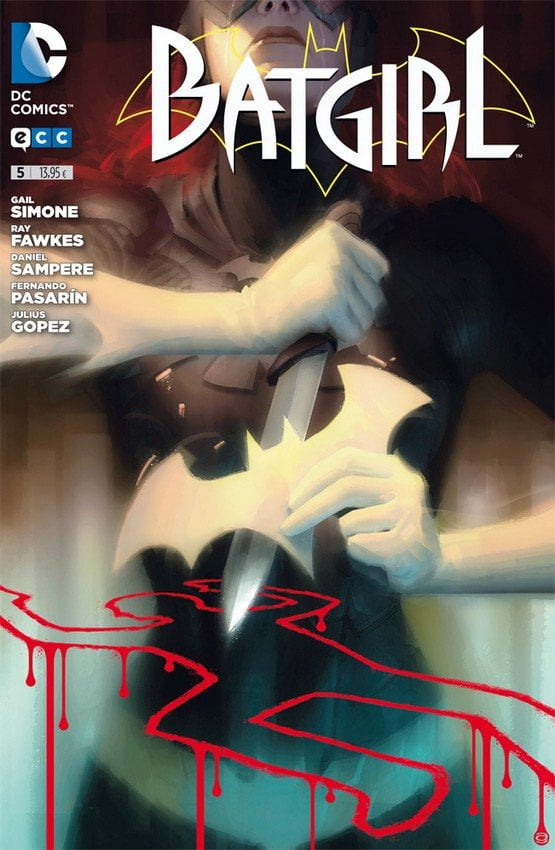 Batgirl Daniel Sampere