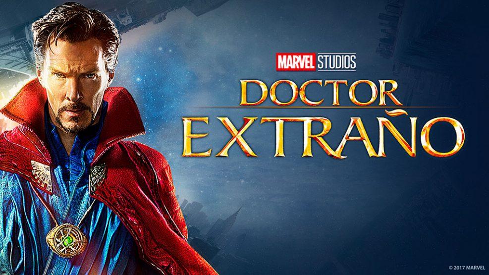 Doctor Strange spiderman 3