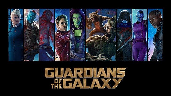 Guardianes de la galaxia en la cronología de Marvel