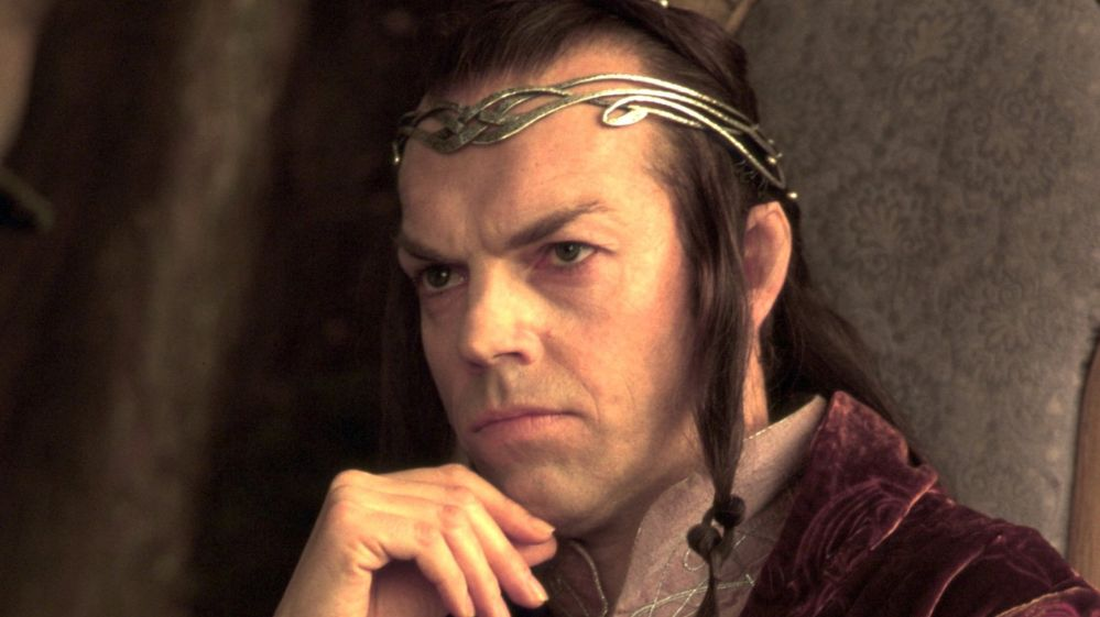 Hugo Weaving Elrond