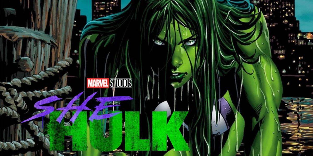 She Hulk origen