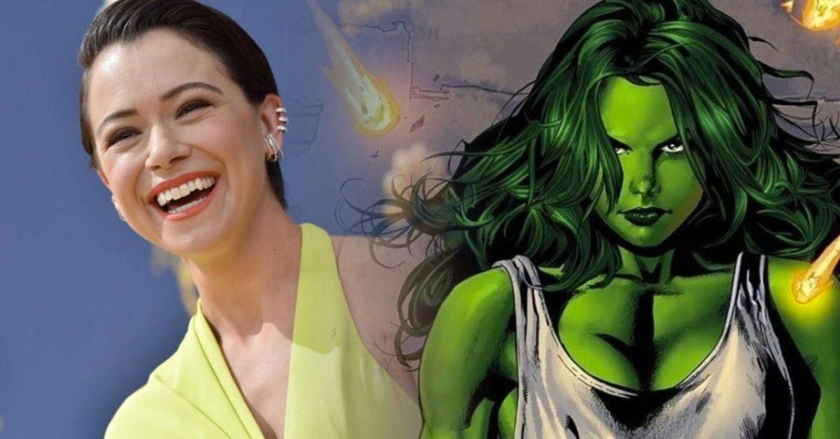 Tatiana Maslany Hulka