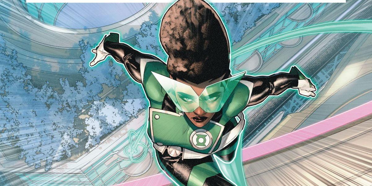 Green Lantern: La serie contará con una protagonista femenina de color