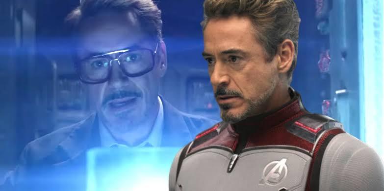 Tony Stark GPS Espacio Temporal