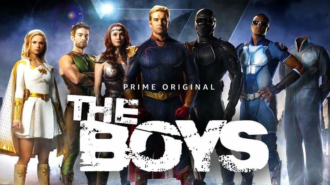 The boys tercera temporada