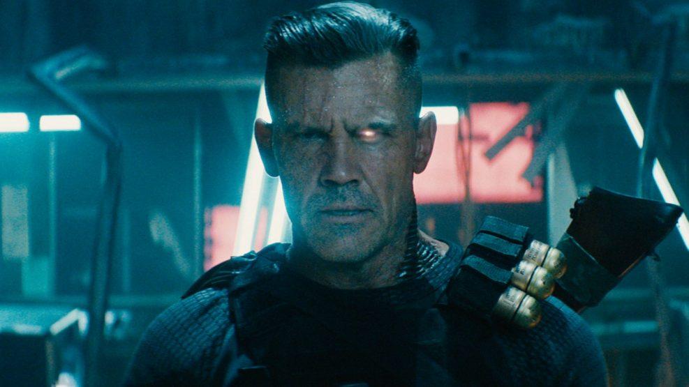 Marvel Studios podría tener planes para Josh Brolin como Cable