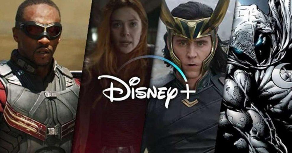 marvel Studios Disney+