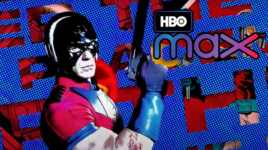 Peacemaker DC Hbo Max