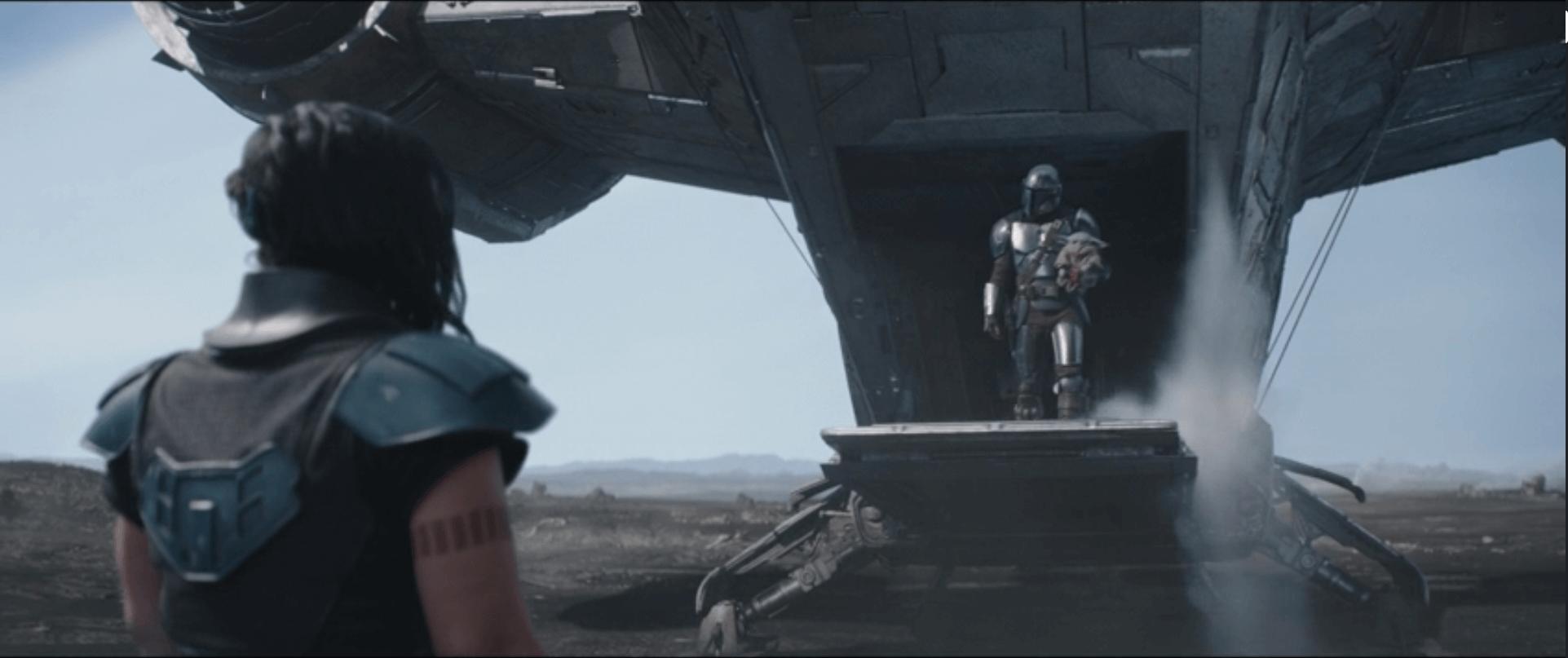 the mandalorian the siege 2x04 reseña