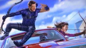 """""""Hawkeye"""" rodará en Brooklyn en diciembre"""