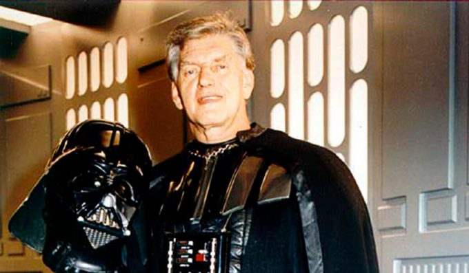 Actores Darth Vader
