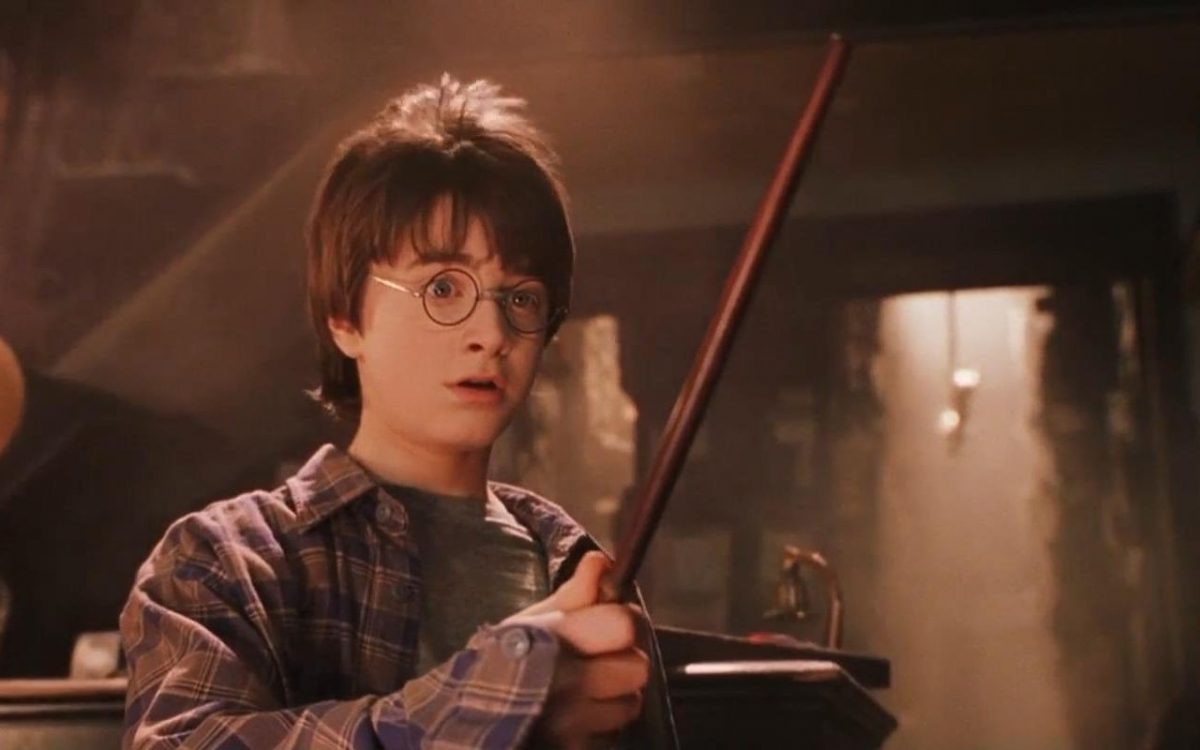Harry Potter de niño