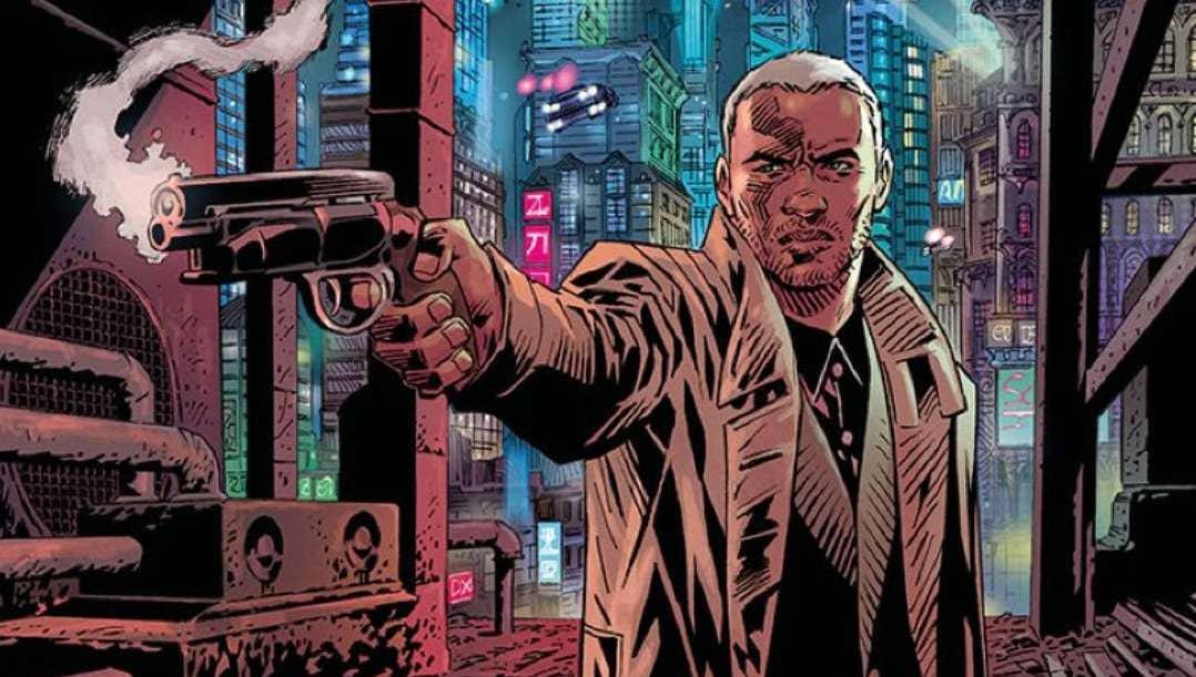 Comic orígenes Blade Runner