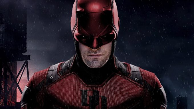Daredevil spiderman 3